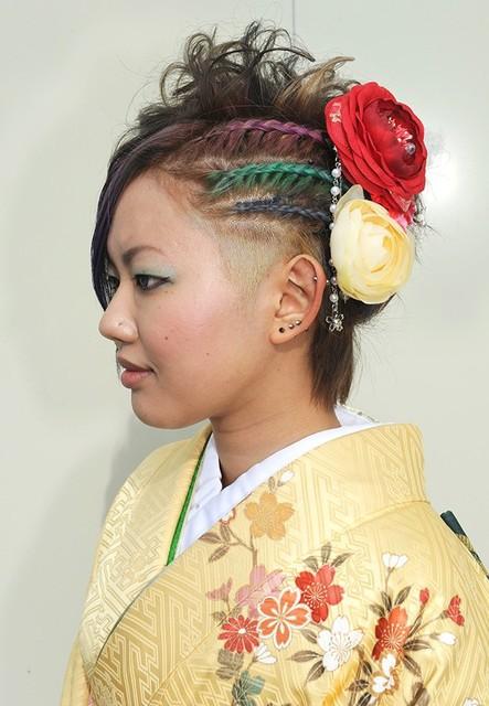 No.558 れい   ふりそで美女スタイル〜振袖BeautyStyle〜 (15442)
