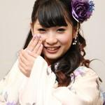 【成人式ヘア】オシャレ女子を魅了する『紫の髪飾り』特集♡