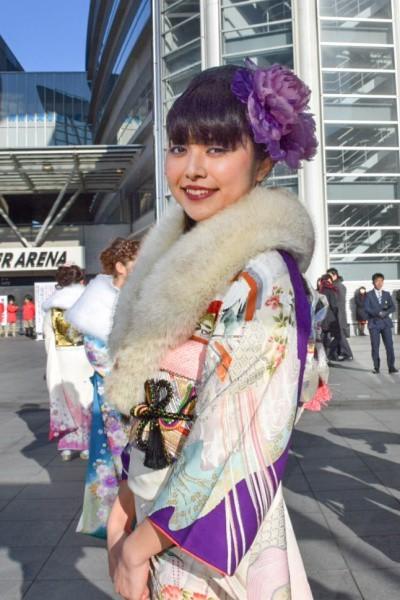 No.328 いちごヨーグルト | ふりそで美女スタイル〜振袖BeautyStyle〜 (15518)