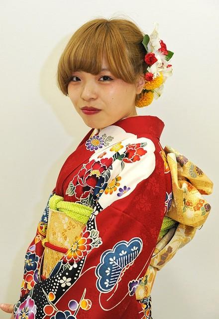 No.542 さりいー | ふりそで美女スタイル〜振袖BeautyStyle〜 (15541)
