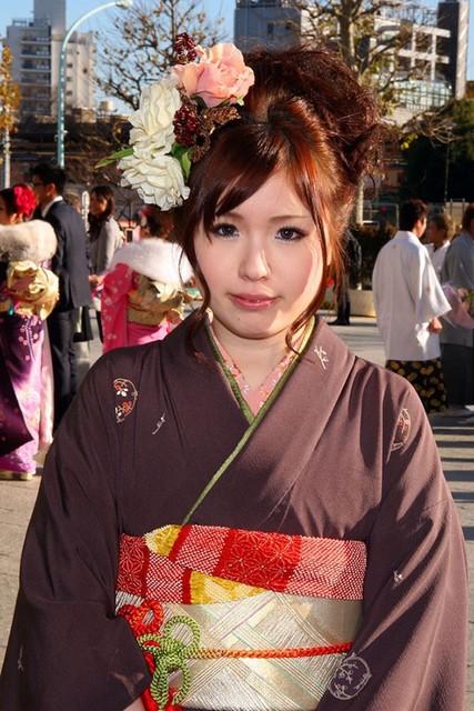 No.045 はるか   ふりそで美女スタイル〜振袖BeautyStyle〜 (15545)