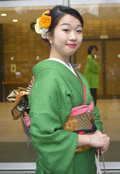 No.613 杏菜   ふりそで美女スタイル〜振袖BeautyStyle〜 (15548)