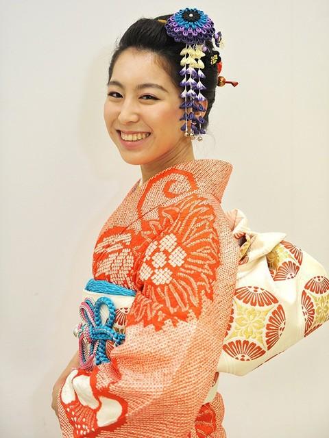 No.559 悠理   ふりそで美女スタイル〜振袖BeautyStyle〜 (15673)