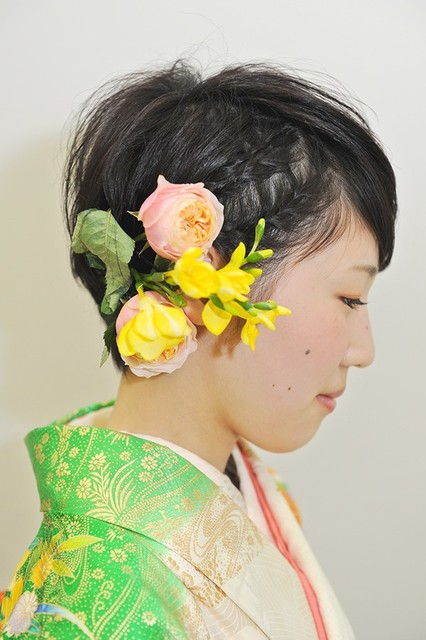 No.535 Y | ふりそで美女スタイル〜振袖BeautyStyle〜 (15739)