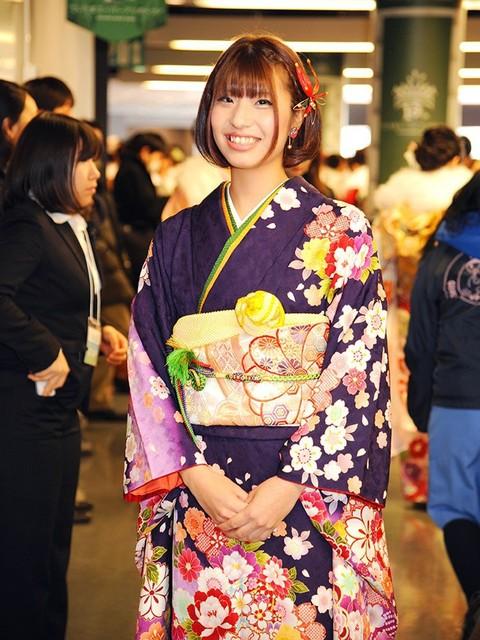 No.476 マリコ | ふりそで美女スタイル〜振袖BeautyStyle〜 (15744)