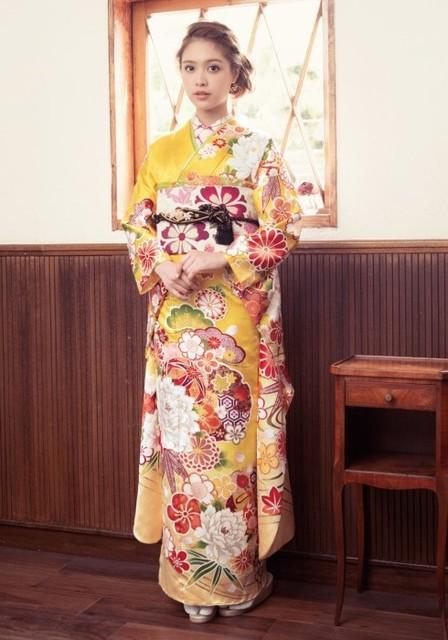 ROLAモデル振袖(No: 25035) / ブライダルサロン七福人   My振袖 (15763)