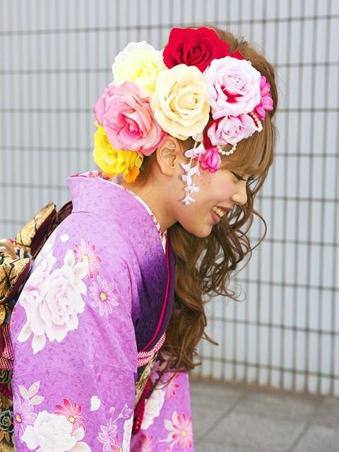 No.491 あーみん | ふりそで美女スタイル〜振袖BeautyStyle〜 (16072)