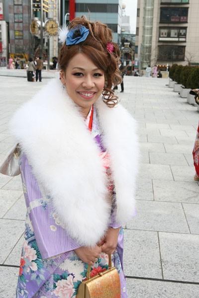 No.020 振袖美女1 | ふりそで美女スタイル〜振袖BeautyStyle〜 (16075)