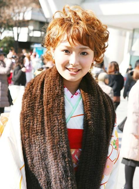 No.218 まりこ | ふりそで美女スタイル〜振袖BeautyStyle〜 (16250)