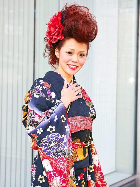 No.529 りーしゃん | ふりそで美女スタイル〜振袖BeautyStyle〜 (16740)