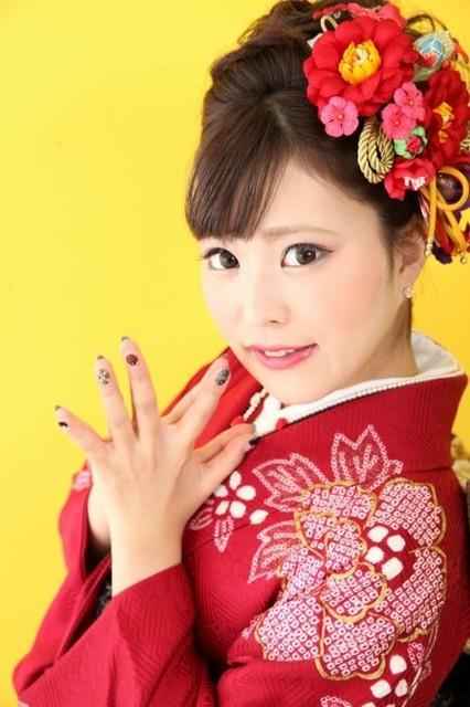 振袖(No: 13488) / フォトスタジオ マインズ   My振袖 (16939)