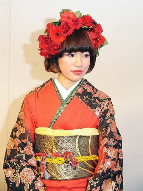 No.462 コナツ   ふりそで美女スタイル〜振袖BeautyStyle〜 (17206)