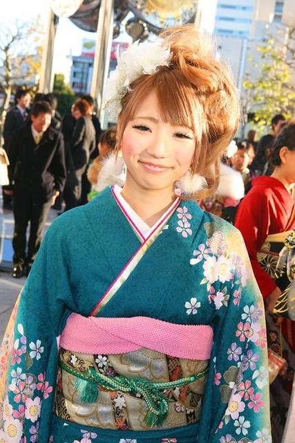 No.026 アキ   ふりそで美女スタイル〜振袖BeautyStyle〜 (17370)