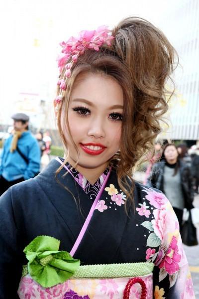 No.433 さやか   ふりそで美女スタイル〜振袖BeautyStyle〜 (17394)