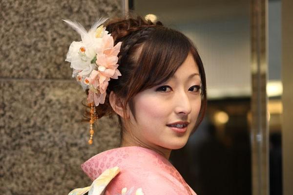 No.091 りさ   ふりそで美女スタイル〜振袖BeautyStyle〜 (17892)
