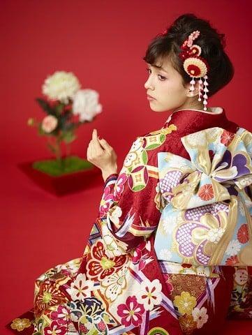振袖45(No: 8555) / 二十歳の振袖専門店Tsuruya   My振袖 (18123)