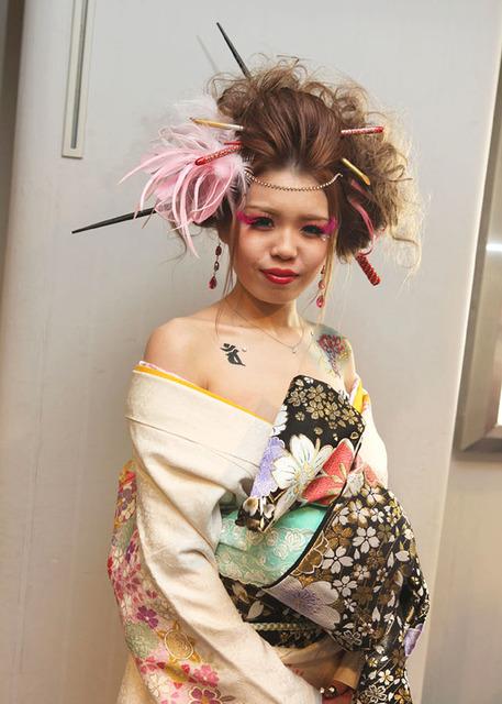 No.246 ななさま | ふりそで美女スタイル〜振袖BeautyStyle〜 (18411)