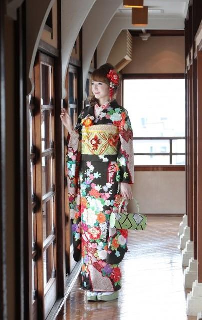 2607(No: 17417) / ハタチの振袖 アンジュ岐阜店 | My振袖 (18474)