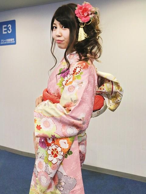 No.696 リカ | ふりそで美女スタイル〜振袖BeautyStyle〜 (18838)
