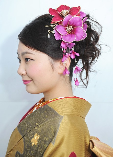 No.554 ゆき   ふりそで美女スタイル〜振袖BeautyStyle〜 (18914)