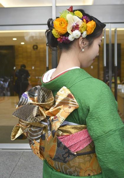 No.613 杏菜 | ふりそで美女スタイル〜振袖BeautyStyle〜 (18927)