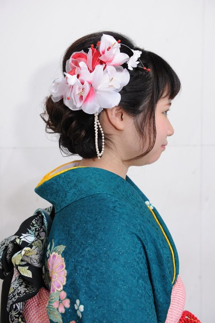 No.292 ゆか   ふりそで美女スタイル〜振袖BeautyStyle〜 (18928)
