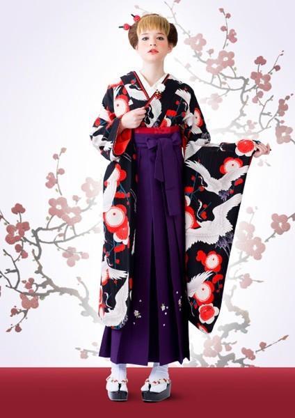 kh_132_h(No: 2481) / キモノハーツ京都別蔵 kimono hearts kyoto betsukura - 卒業式と成人式の袴レンタル日本最大級の情報サイト (18968)
