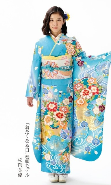 2017綺麗セレクション20(No: 30890) / きもの処 三ツ星 岐阜店 | My振袖 (19226)