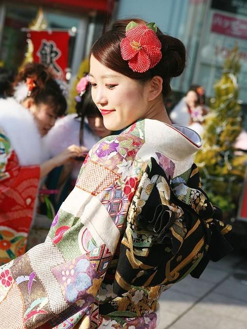 No.206 ケリー | ふりそで美女スタイル〜振袖BeautyStyle〜 (19309)