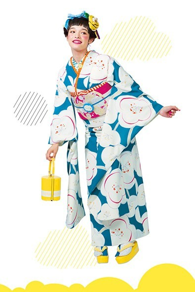 FL-6104(No: 3933) / きもの KIKYO 記憶に華   My振袖 (19448)