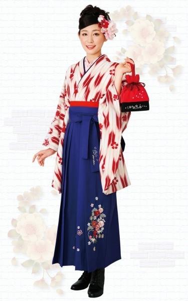 卒業袴(No 2542) / 振袖・袴レンタルショップ アイドル 船橋店