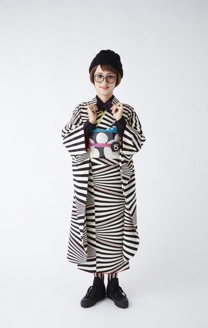 攻め系★個性派アレンジスタイル②(No: 27148) / ロイヤルスタジオ 浜線店   My振袖 (19641)