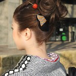 着物や振袖を着るときに!絶対付けたい髪飾り特集♡