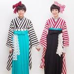 キュートさ120%《袴×ボブ》♡卒業式の髪型コレクション