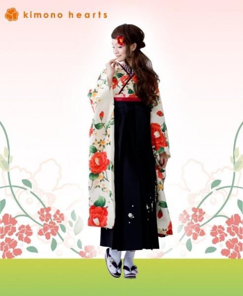 KH-135&H-201(No: 1317) / キモノハーツ神戸 - 卒業式と成人式の袴レンタル日本最大級の情報サイト (20115)