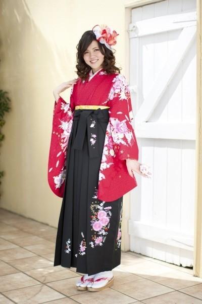 HAPPYカラー(No: 1215) / studio Kirala 春日部店 - 卒業式と成人式の袴レンタル日本最大級の情報サイト (20212)
