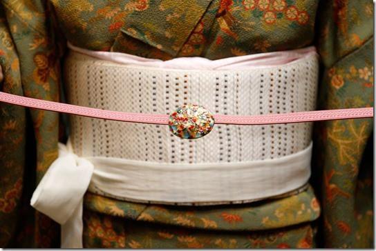 帯留と紐、使い方、合わせ方の工夫 | きものを着たい! (20743)