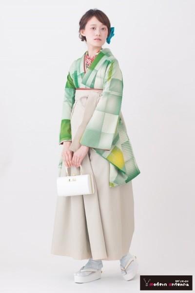レトロ袴(No: 2611) / TAKAZEN 神戸店 - 卒業式と成人式の袴レンタル日本最大級の情報サイト (20864)