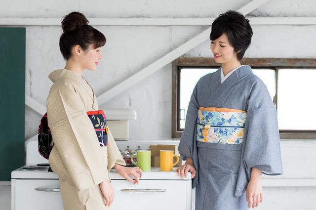 「はじめてのきもの」応援します【京都きもの町-初めての着物-】 (20913)