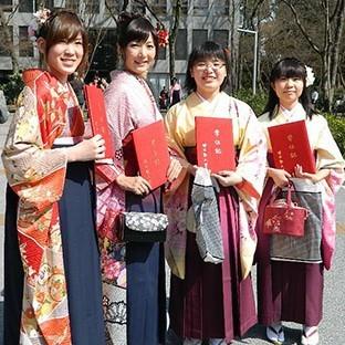 女性の専門学校・大学の袴レンタルの流れと説明 - 卒業式と成人式の袴レンタル日本最大級の情報サイト (20981)