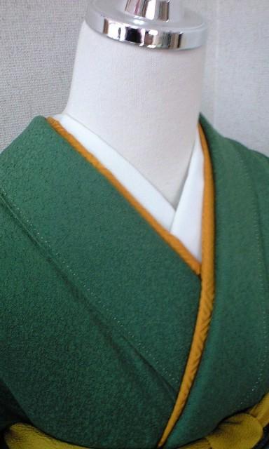 伊達襟の取り付け方・誰でもできる写真詳細付き (21033)
