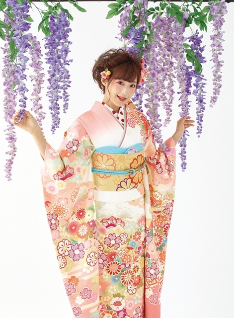 和3(No: 4731) / biwa桜 | 近江八幡店 | Princess Furisode | My振袖 (22404)
