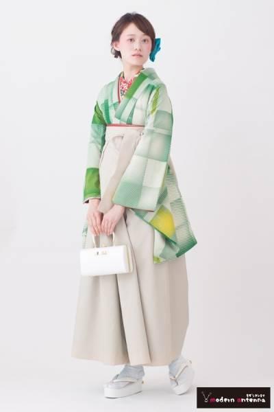 レトロ袴(No: 2611) / TAKAZEN 神戸店 - 卒業式と成人式の袴レンタル日本最大級の情報サイト (22912)