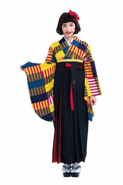 hakama8(No: 2035) / きものKIKYO 記憶に華 - 卒業式と成人式の袴レンタル日本最大級の情報サイト (22964)