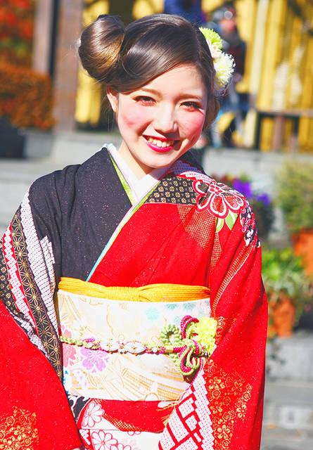 No.575 まゆちん | ふりそで美女スタイル〜振袖BeautyStyle〜 (23081)