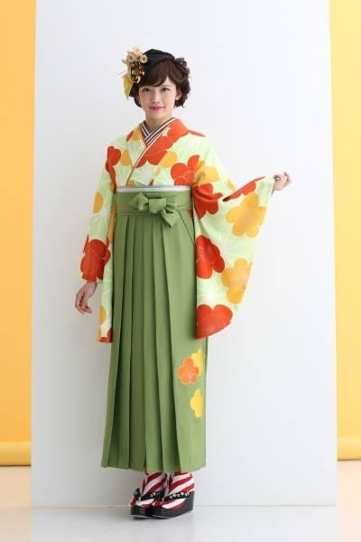 mi-more2016新作-321(No: 2352) / きもののまちたに - 卒業式と成人式の袴レンタル日本最大級の情報サイト (23257)