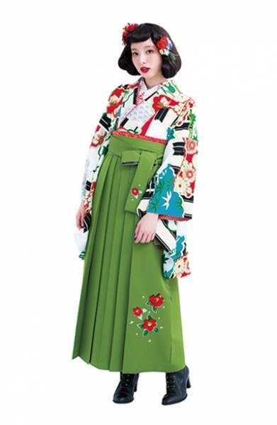 hakama5(No: 2032) / きものKIKYO 記憶に華 - 卒業式と成人式の袴レンタル日本最大級の情報サイト (23291)