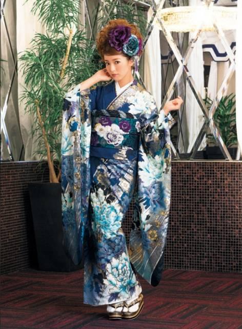 High fashion style 2014(No: 4608) / スタジオAi / 清水屋 | My振袖 (23345)