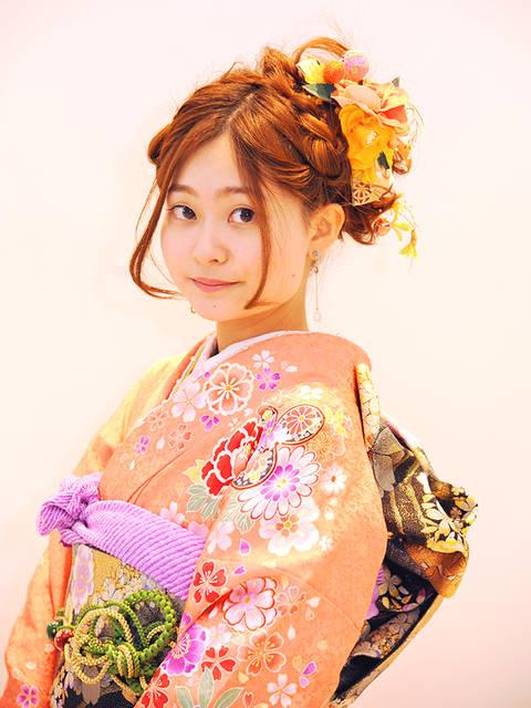 No.486 ユリ | ふりそで美女スタイル〜振袖BeautyStyle〜 (23446)