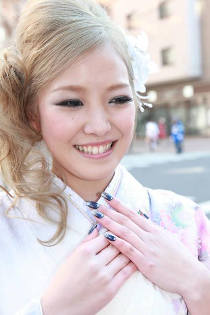 No.108 かなぽ   ふりそで美女スタイル〜振袖BeautyStyle〜 (23458)